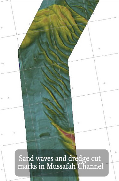 a brief description of bathymetry I am interested in ocean study and i am starting my first project about getting seafloor  auv bathymetry reveals small-scale terrain variations, allowing slope.